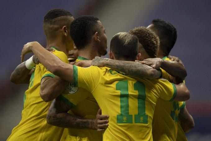قائمة منتخب البرازيل الأولمبي استعدادًا لـ دورة طوكيو 2020