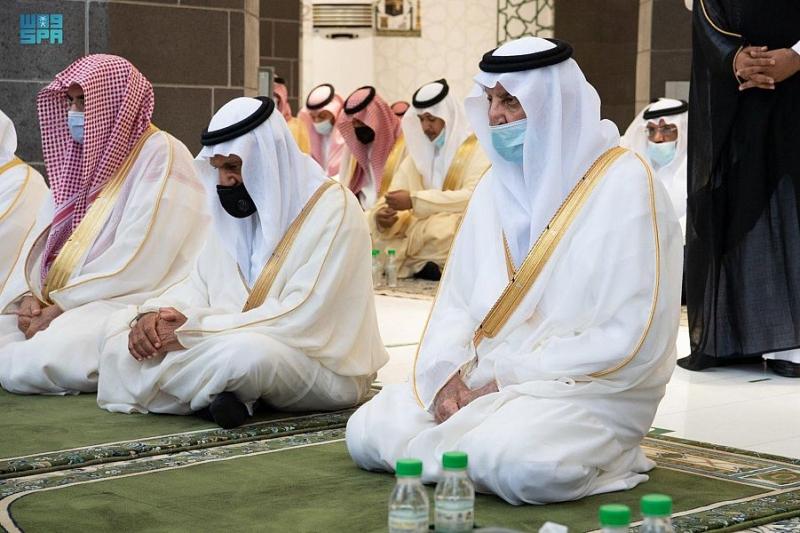 أهم دروسِ الحجِ وفوائده في خطبة العيد بـ المسجد الحرام - المواطن