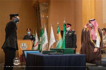 وزير الحرس الوطني يرعى حفل تخريج الدفعة الثانية من برنامج القيادة والأركان - المواطن