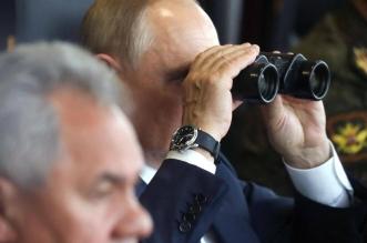مناورة غزو الشواطئ من روسيا تثير قلق أوروبا