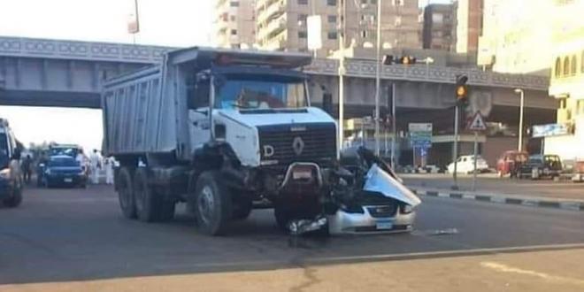 صورة السائق المتهم بدهس الشيخ هاني الشحات في مصر : أنا مش غلطان
