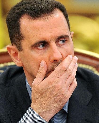 إصابة بشار الأسد وزوجته أسماء بـ كورونا
