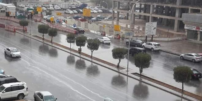 صورة تعرف على حالة الطقس المتوقعة اليوم الاثنين